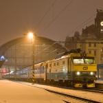 Viajar en tren desde Praga hasta Viena