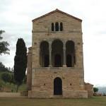 Iglesias prerrománicas en Oviedo