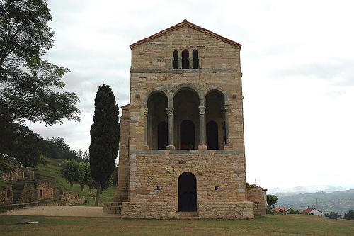 Iglesia de Santa Maria del Naranco