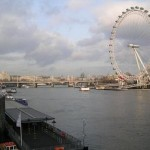 London Eye, conozca Londres desde las alturas.
