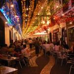 La vida nocturna en Funchal