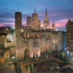 El Barrio Gótico y el Born en Barcelona