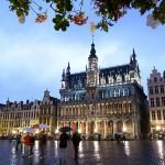 Bruselas, mágico rincón en Bélgica