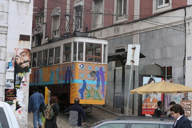 En las alturas de Lisboa