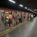 El Metro de Roma, información práctica