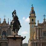 Las plazas más bonitas de Turín