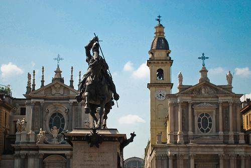 Piazza de San Carlo