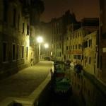 Vida nocturna en Venecia