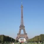 París desde el cielo: La Torre Eiffel