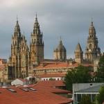 Iglesias y monasterios de Santiago de Compostela