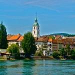 Solothurn, la ciudad barroca de Suiza