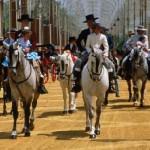 La Feria del Caballo en Jerez de la Frontera