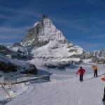Esquiar a 4.000 metros de altura