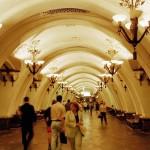 Un paseo por el Metro de Moscú