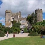 El Castillo Malahide, orgullo medieval de Dublín