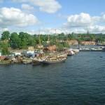 Vacaciones de verano en Suecia