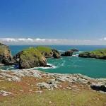 Ecoturismo en la Isla Ramsey de Gales