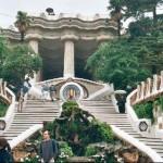 Un paseo al Parque Guell de Barcelona