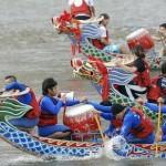 El Festival del Bote del Dragón en Londres