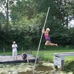 Costumbres y tradiciones en Frisia : Fierljeppen