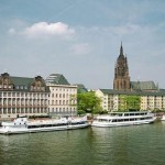 Frankfurt; la bella del Rin