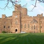 Peckforton, el Castillo de Manchester