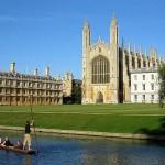 La ciudad universitaria de Cambridge