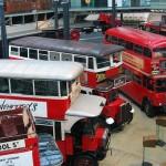 El Museo del Transporte de Londres