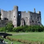 El Castillo Carmarthen de Gales