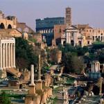 Roma, entre Emperadores y leyendas