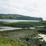 Aventura en la Isla de Oronsay, Escocia