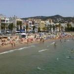 Sitges, el resort de la Costa Dorada