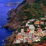 Un paseo a la Riviera Italiana