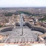 Un recorrido por la Ciudad del Vaticano