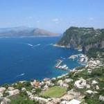 Turismo en la isla de Capri