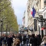 De compras en París