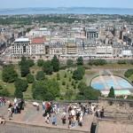 Edimburgo, la Atenas del Norte