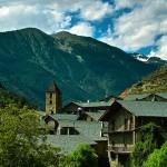 Destinos turísticos en Andorra