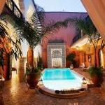 Alojamiento en Marrakech: Hotel o Riad