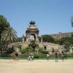 Un paseo al Parque de la Ciudadela en Barcelona