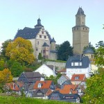 Kronberg im Taunus, excursión desde Frankfurt