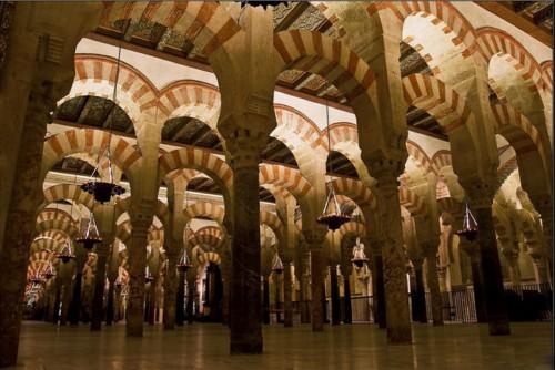 Visitas nocturnas a la catedral de c rdoba euroescapadas - Mezquita de cordoba de noche ...