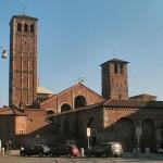 La Basílica de San Ambrosio de Milán
