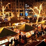 Mercados navideños en Barcelona
