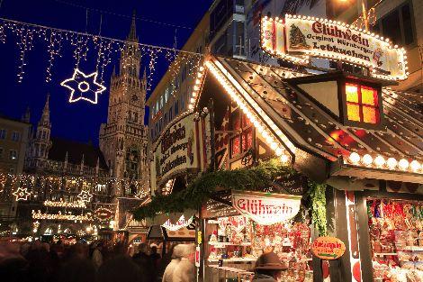 Compras En Munich Por Navidad