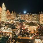 De compras en París en Navidad