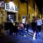 Vida nocturna en Roma