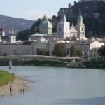 Paseando por el centro histórico de Salzburgo