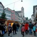 Los mercados navideños en Suiza