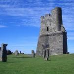 Un paseo al Castillo de Aberystwyth